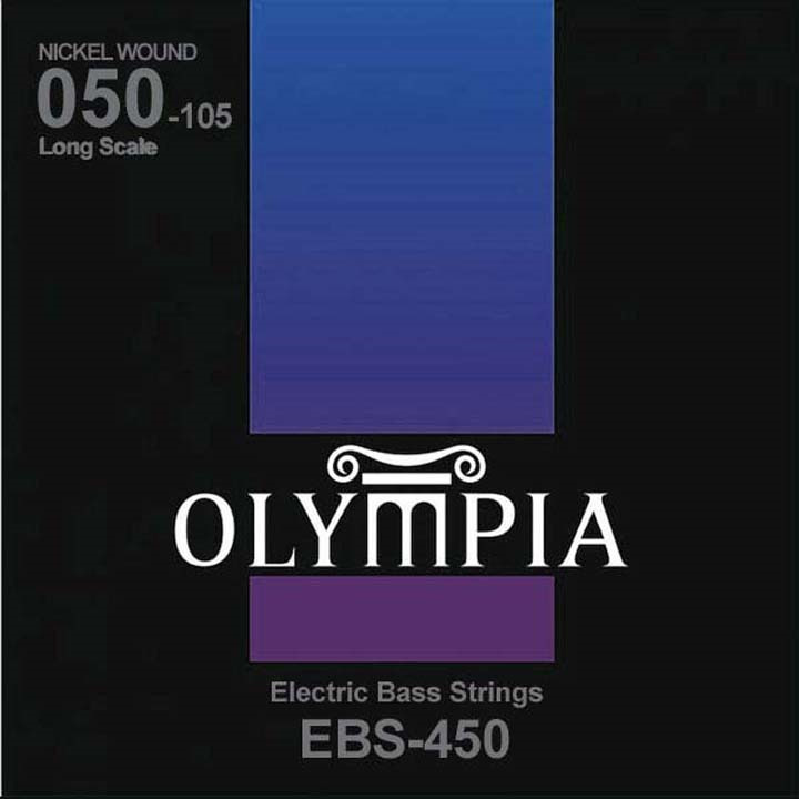 Струны для бас-гитары Olympia Nickel Wound (50-70-85-105), EBS450 рюкзак divalli divalli mp002xw15ian