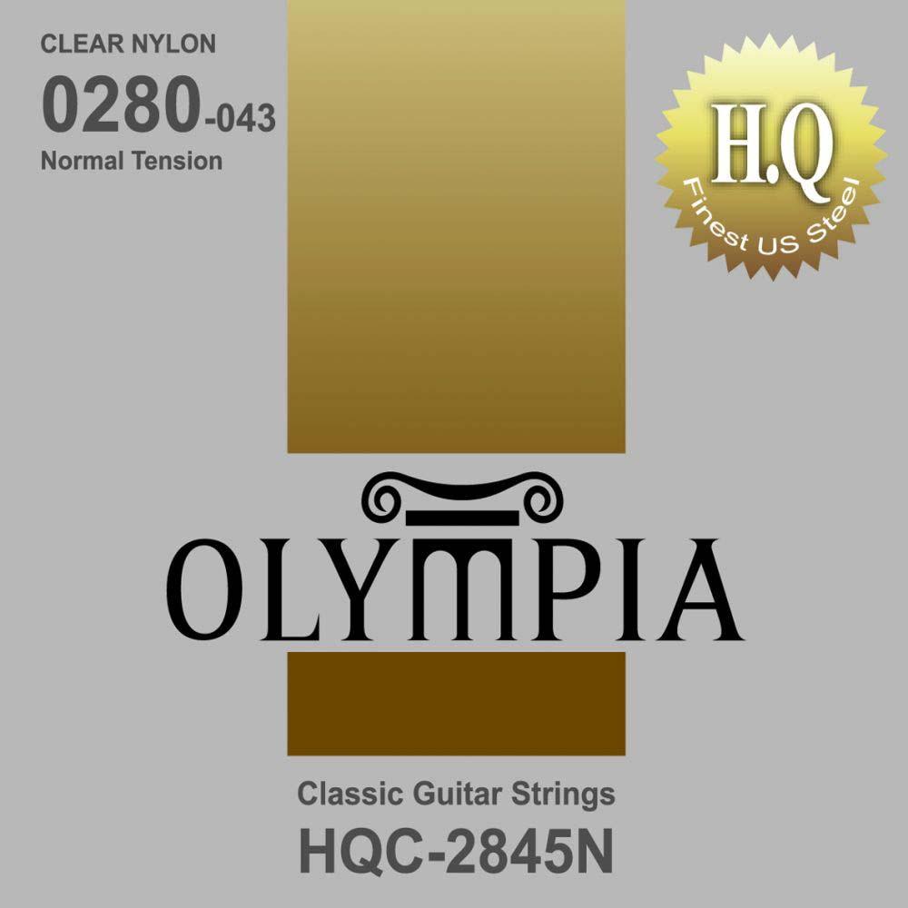 Струны для классической гитары Olympia (28-32-40-29w-35-43), HQC2845N