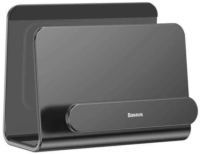 Держатель для телефона Baseus Wall-mounted Metal Holder, серый металлик