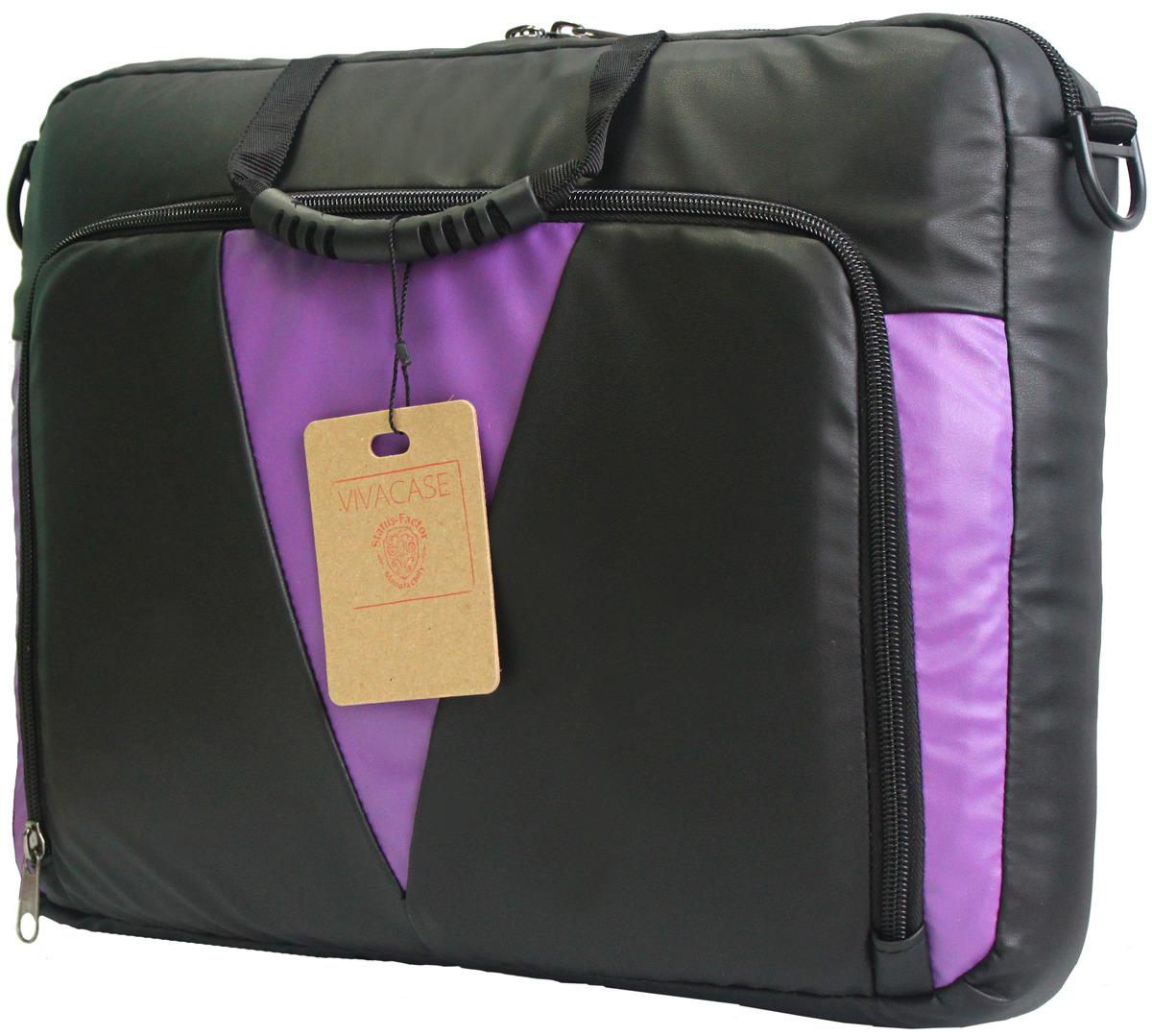 "Vivacase Daily, Black сумка для ноутбука 15,6"""