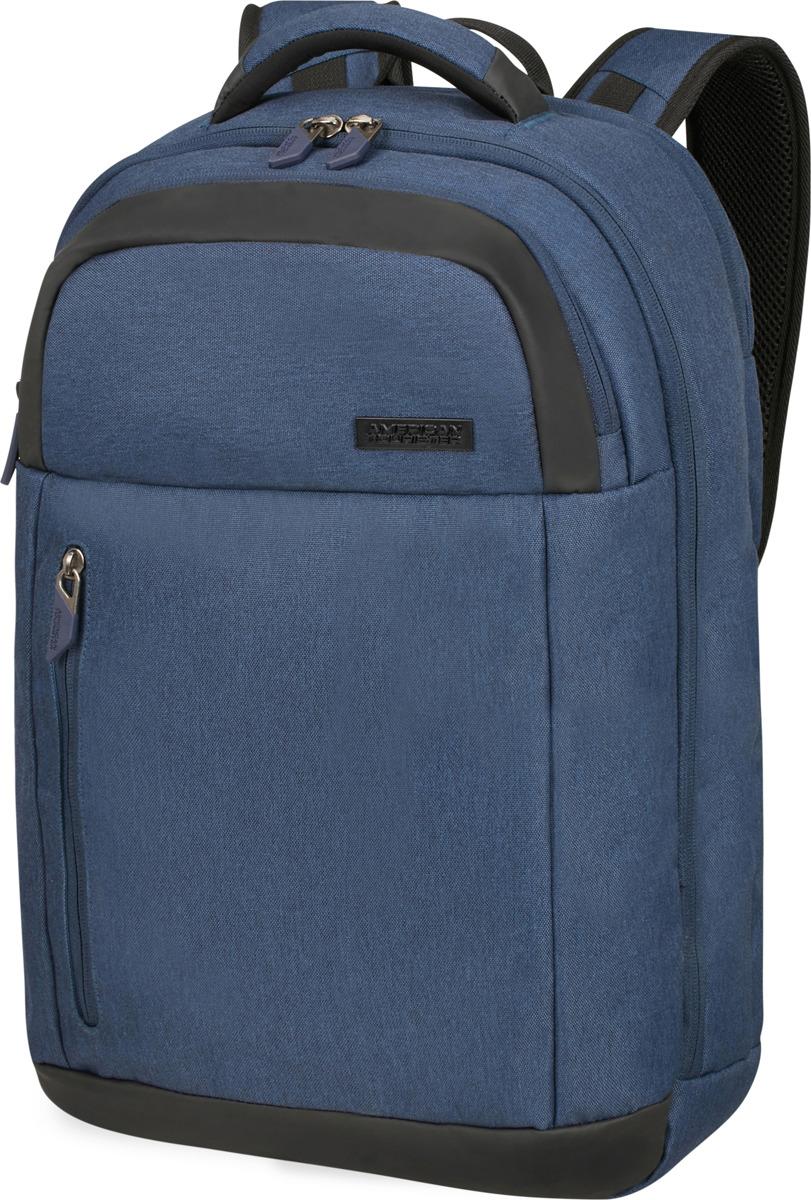 Рюкзак спортивный American Tourister, 24G*91029, темно-синий, 27 л рюкзак спортивный мужской adidas цвет синий dm7680