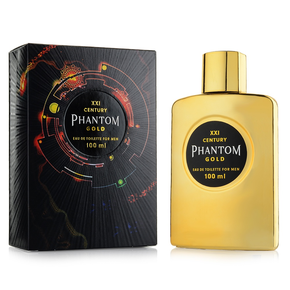 XXI CENTURY Phantom Gold 100 мл