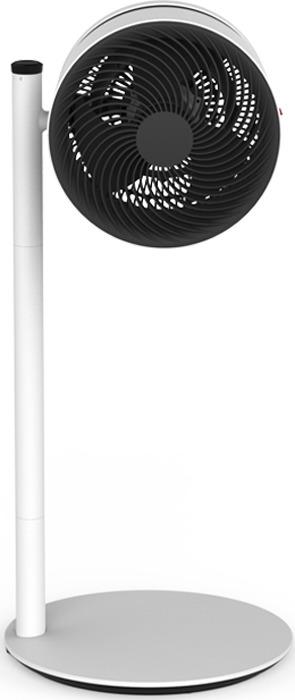 Напольный вентилятор Boneco Air Shower F220, белый черный