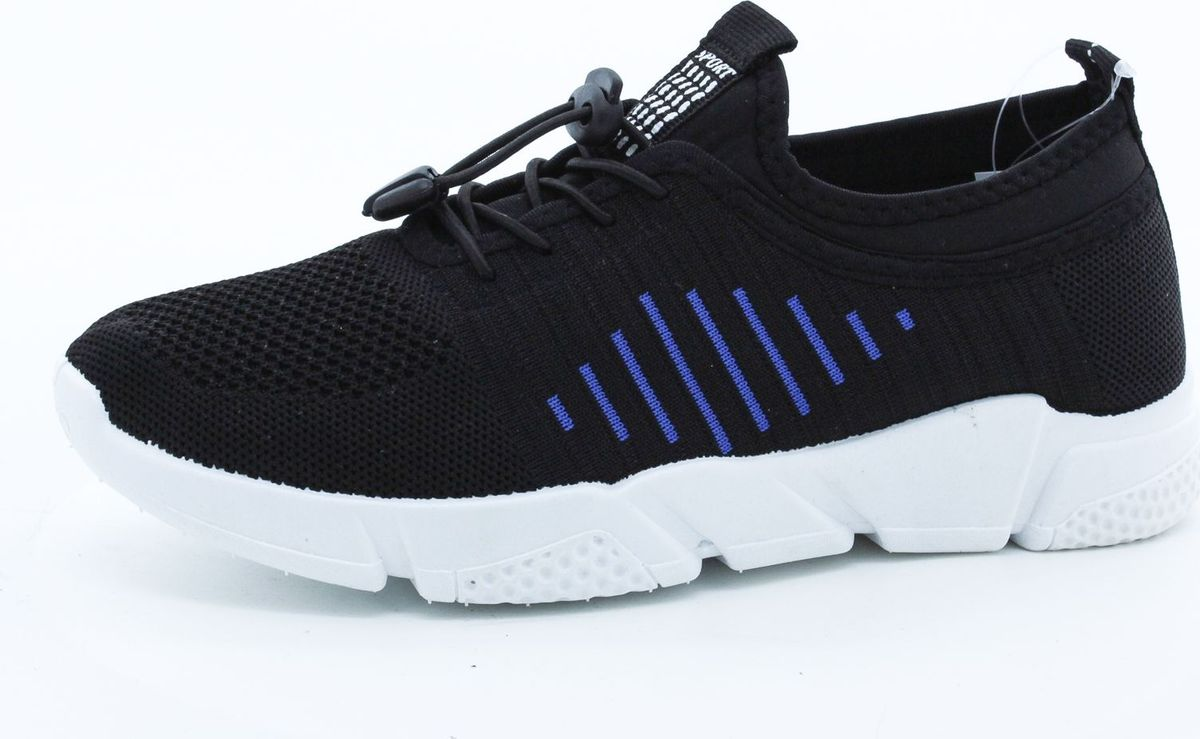 Кроссовки для мальчика Patrol, цвет: черный. 791-170N-19s-8-1. Размер 41 кроссовки женские bravo цвет черный 713204 размер 41