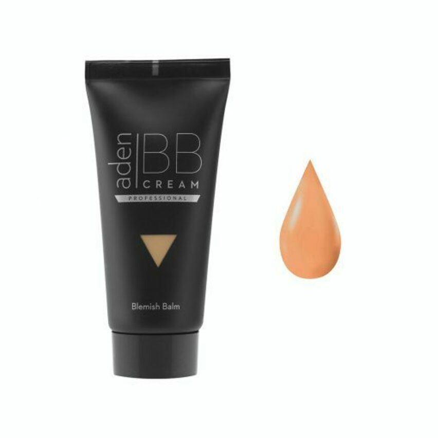 BB-средство Aden cosmetics BB КРЕМ 03 Beige (Бежевый) bb крем 6 в 1 cosmia t1 beige clair