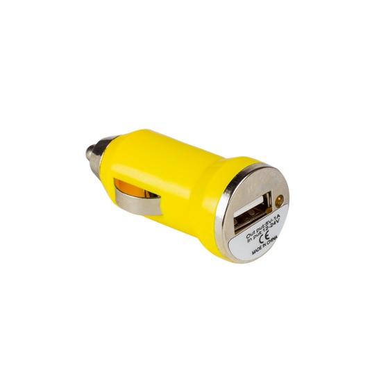 Автомобильное зарядное устройство Oxion AC001, 1A oxion зарядное устройство сетевое oxion 1a microusb