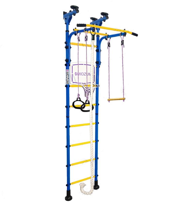 Спортивный комплекс Midzumi Детский Sima синий синий все цены