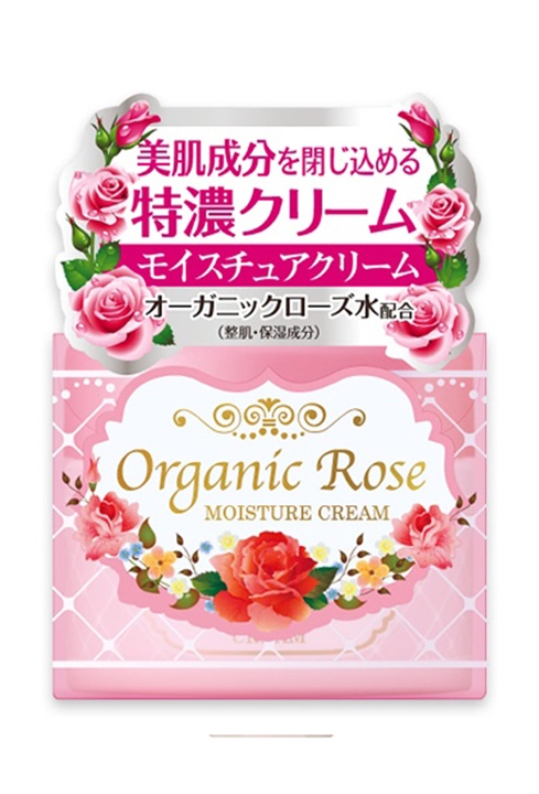 Крем для ухода за кожей Meishoku / Увлажняющий крем с экстрактом дамасской розы 50 г, арт. 238048
