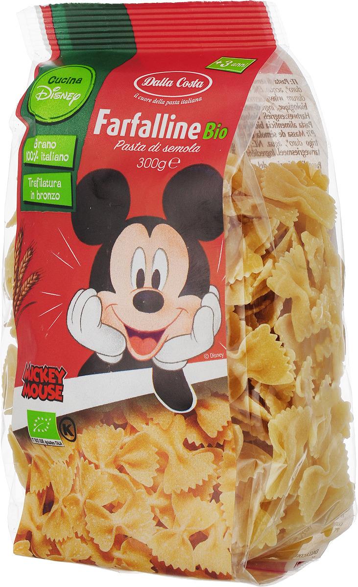 Dalla Costa Disney Фигурные Микки Маус Фарфаллине Био, 300 г