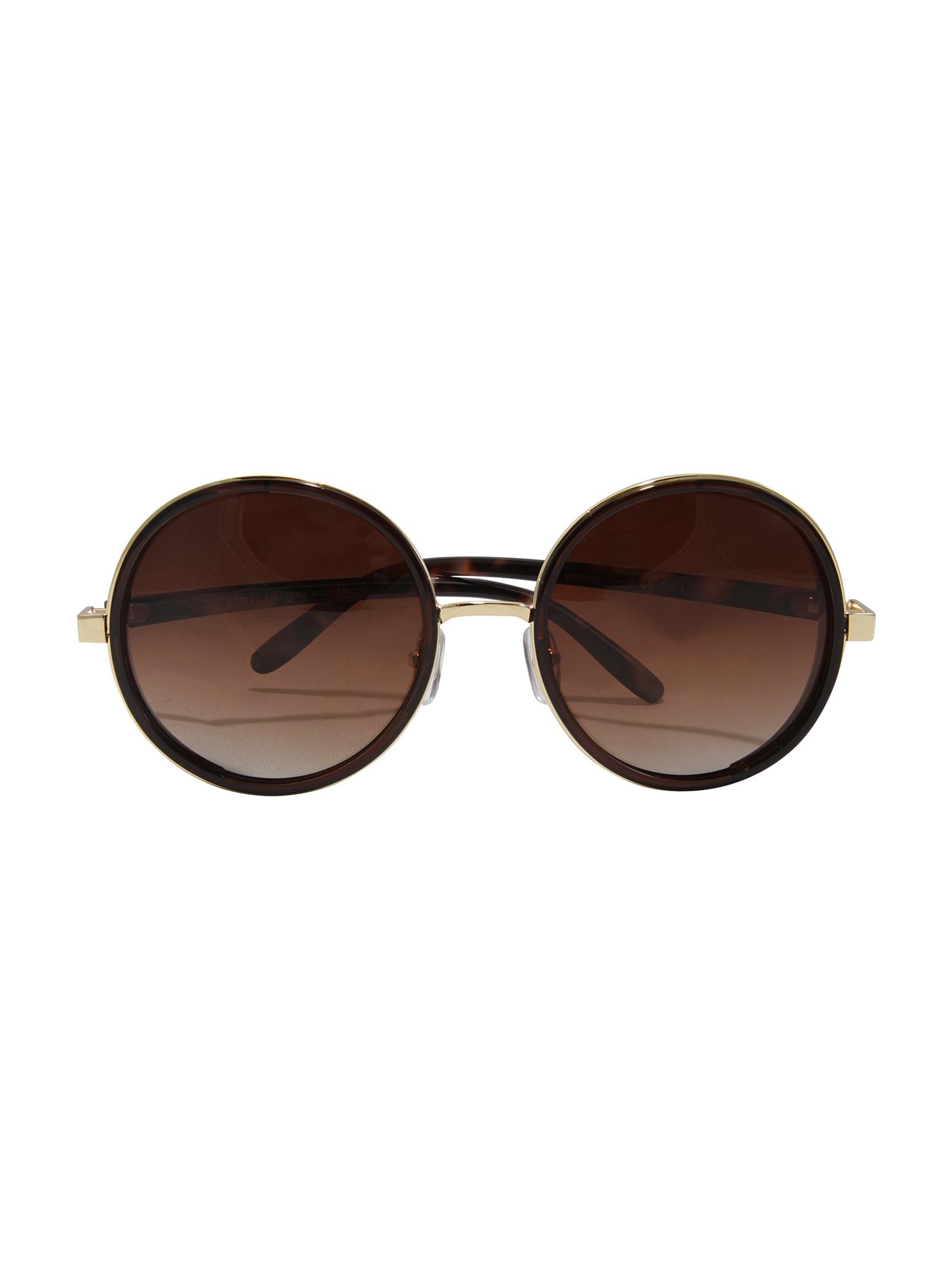 Очки солнцезащитные Eternal ET3123/A883-P87-1ET3123/A883-P87-1Солнцезащитные очки Eternal – это стильный и практичный аксессуар. Созданные из прочных, современных материалов, изделия этой фирмы отличаются надежностью и стойкостью к износу.