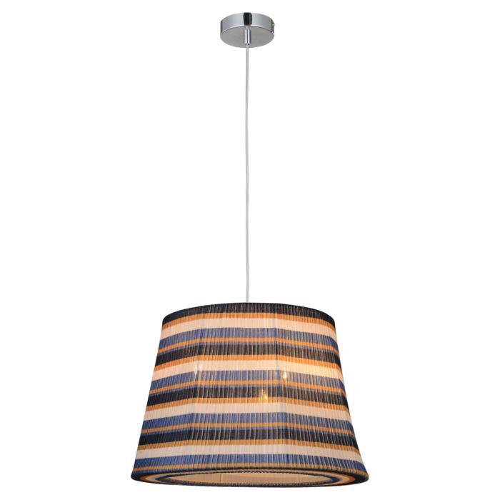 Подвесной светильник Lussole GRLSP-9990, серый металлик стоимость