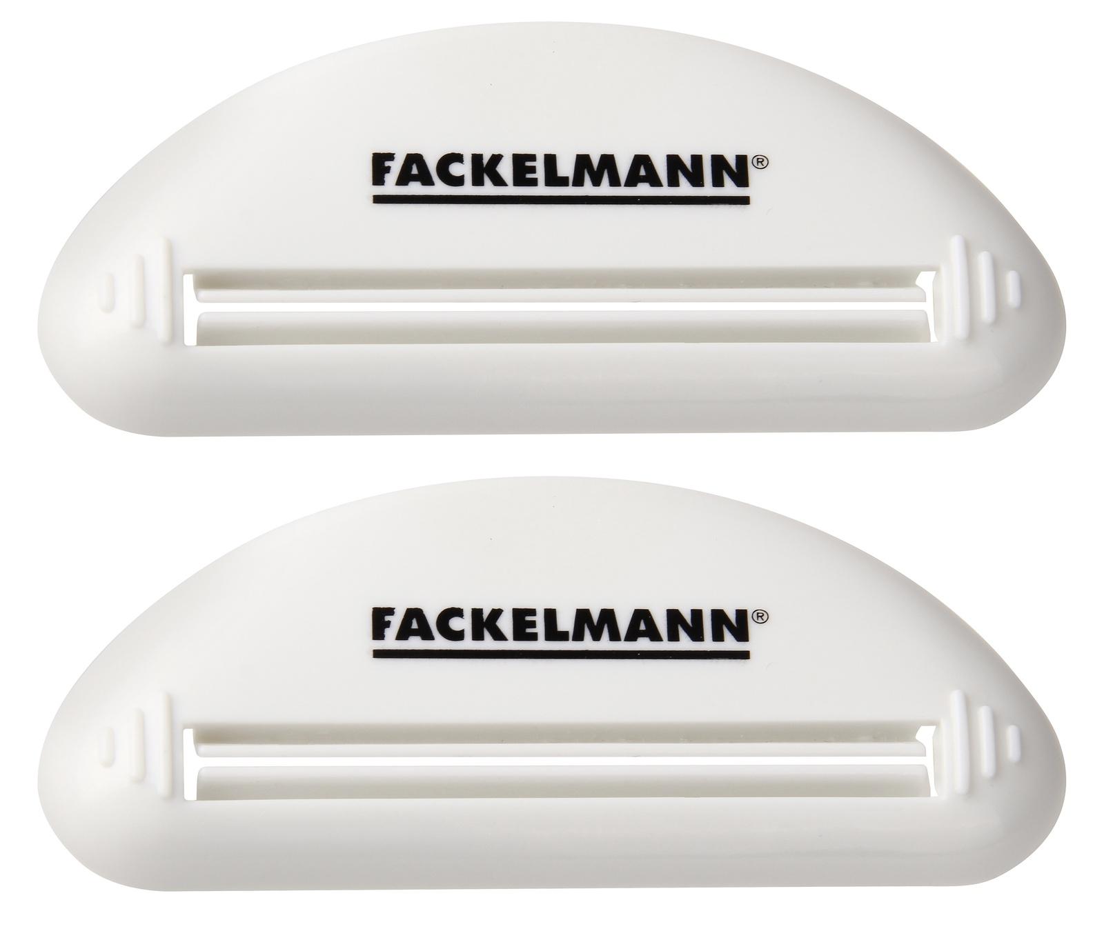 Фото - Кулинарный инструмент Fackelmann Tecno, белый пресс для зубной пасты на присоске мультидом da34 87