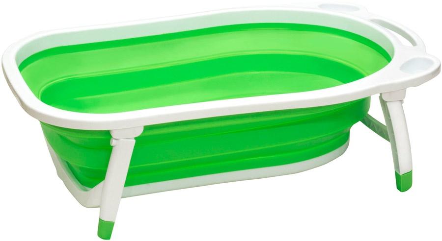 детские ванночки Детская ванна Funkids 13991 зеленый