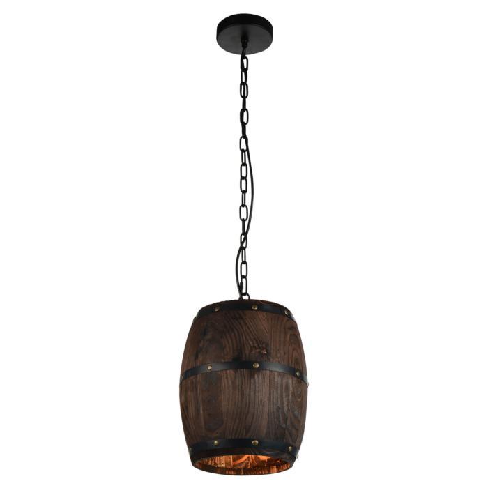 Подвесной светильник Lussole GRLSP-9844, E27, 11 Вт подвесной светильник lussole grlsp 9678 коричневый