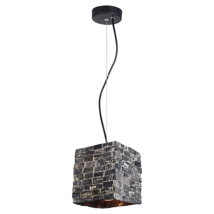 Подвесной светильник Lussole GRLSP-9898, черный подвесной светильник lussole lsp 9898