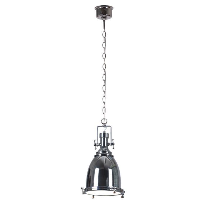 Подвесной светильник Lussole GRLSP-9614, серый металликGRLSP-9614Подвесной светильник Lussole GRLSP-9614 серии Loft хорошо впишется в любой интерьер.
