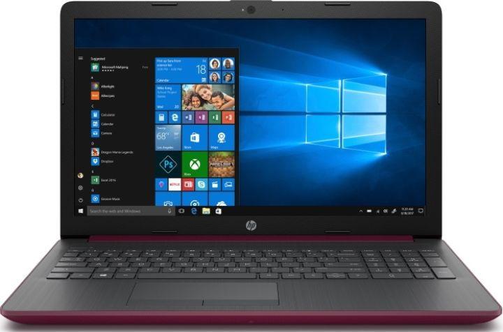 15.6 Ноутбук HP 15-db0067ur 4JV07EA, бордовый как проверить ноутбук
