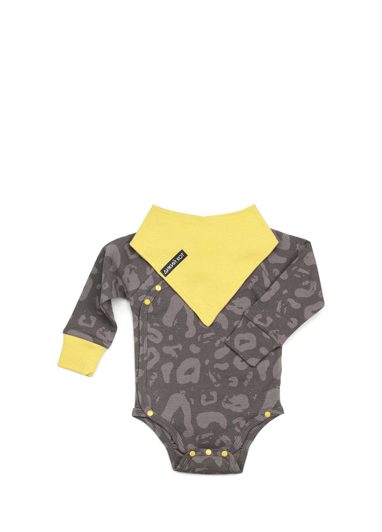 Боди Happy Baby happy baby нагрудный фартук на липучке happy baby birds жёлтый