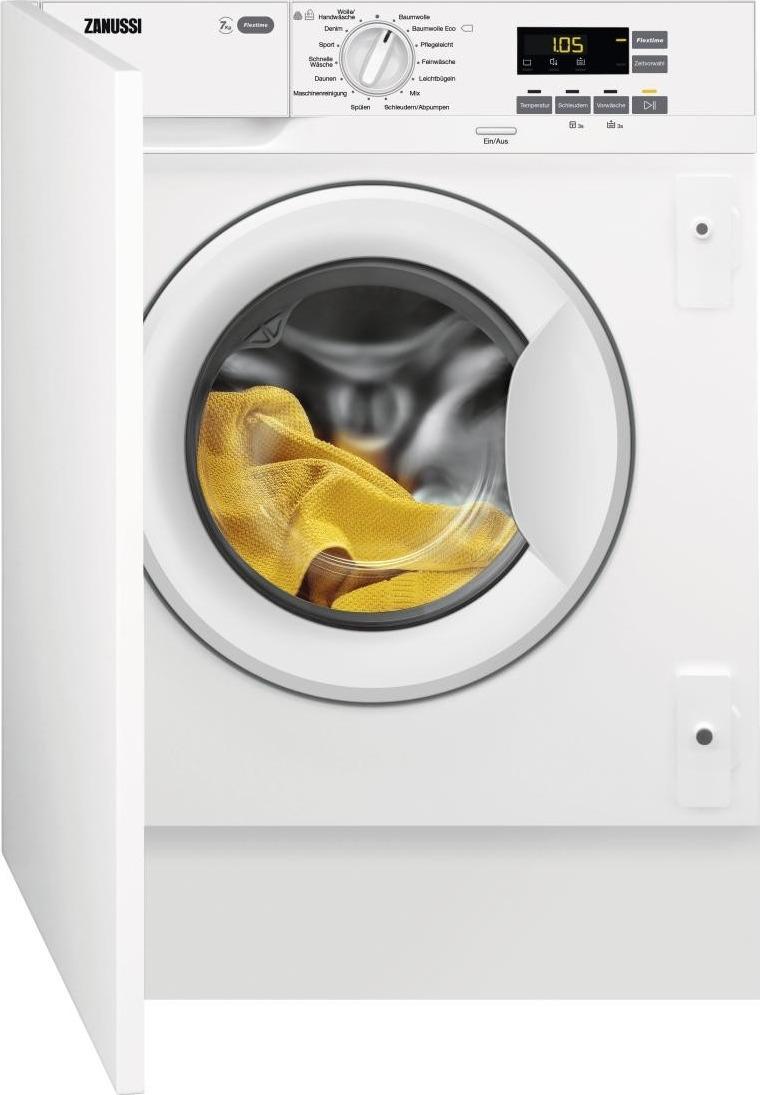 Стиральная машина Zanussi ZWI712UDWAR, загрузка до 7 кг, белый стиральная машина zanussi zwq61226wi белый