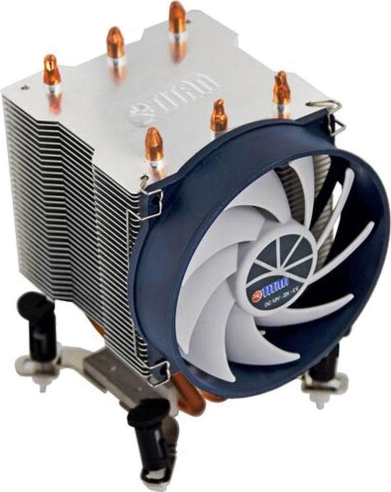 Кулер Titan TTC-NK35TZ/R(KU) Soc-FM2+/AM2+/AM3+/1150/1151/1155/ 3-pin 21dB Al+Cu 75W Ret ttc nk35tz rpw ku