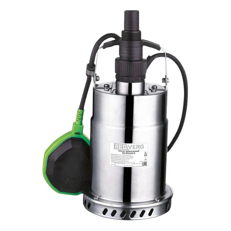 Погружной насос RedVerg RD-SPS400/5