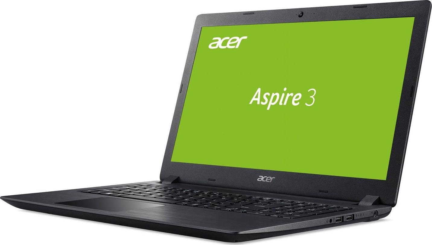 Ноутбук Acer Aspire A315-21G NX.GQ4ER.073, черный ноутбук acer aspire a315 21g 66wx a6 9220e 6gb 1tb amd radeon 520 2gb 15 6 fhd 1920x1080 linux black wifi bt cam