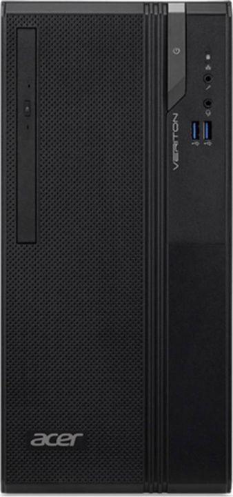 Системный блок Acer Veriton ES2730G MT, DT.VS2ER.034, черный системный блок acer veriton m4650g dt vq9er 115