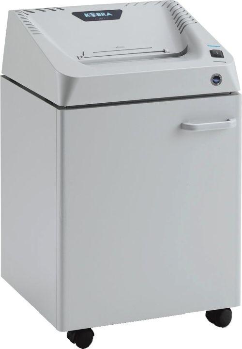 Шредер Kobra 240.1 S5/2 E/S, серый