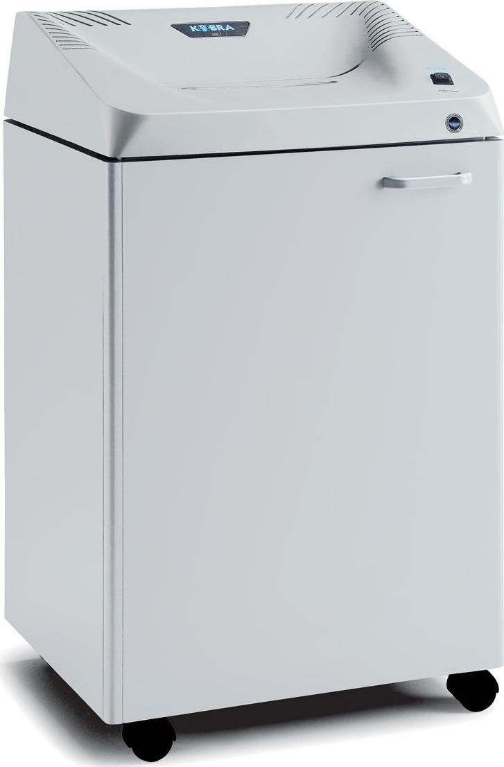 Шредер Kobra 300.1 C4 E/S, серый