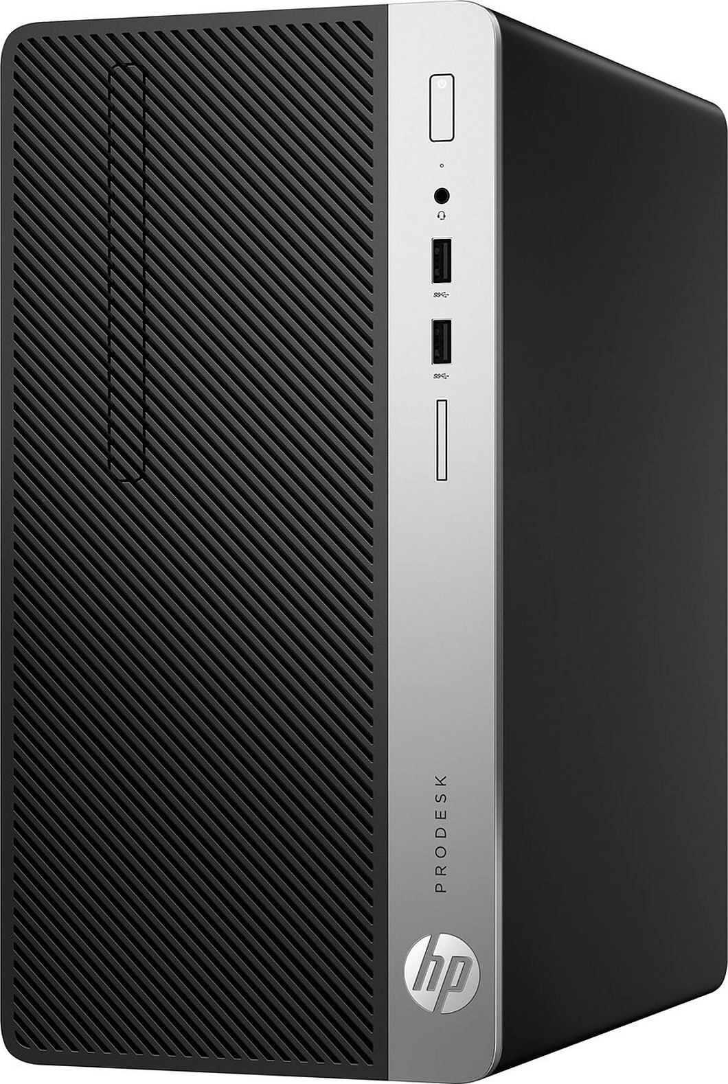 Системный блок HP ProDesk 400 G5, 4VF02EA, черный