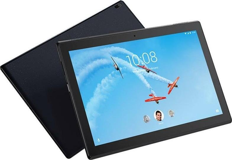 Планшет Lenovo Tab 4 Plus TB-X704F, 32 ГБ, черный