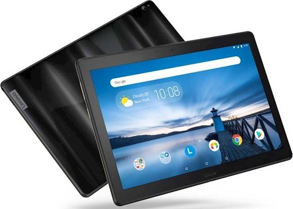 10.1 Планшет Lenovo Tab P10 TB-X705L 32 GB, черный lenovo tab4 tb 8704x [za2f0106ru] 8 ips 1920x1200 qualcomm msm8953 4gb 64gb 4g lte wifi bt sd android 7 0 white