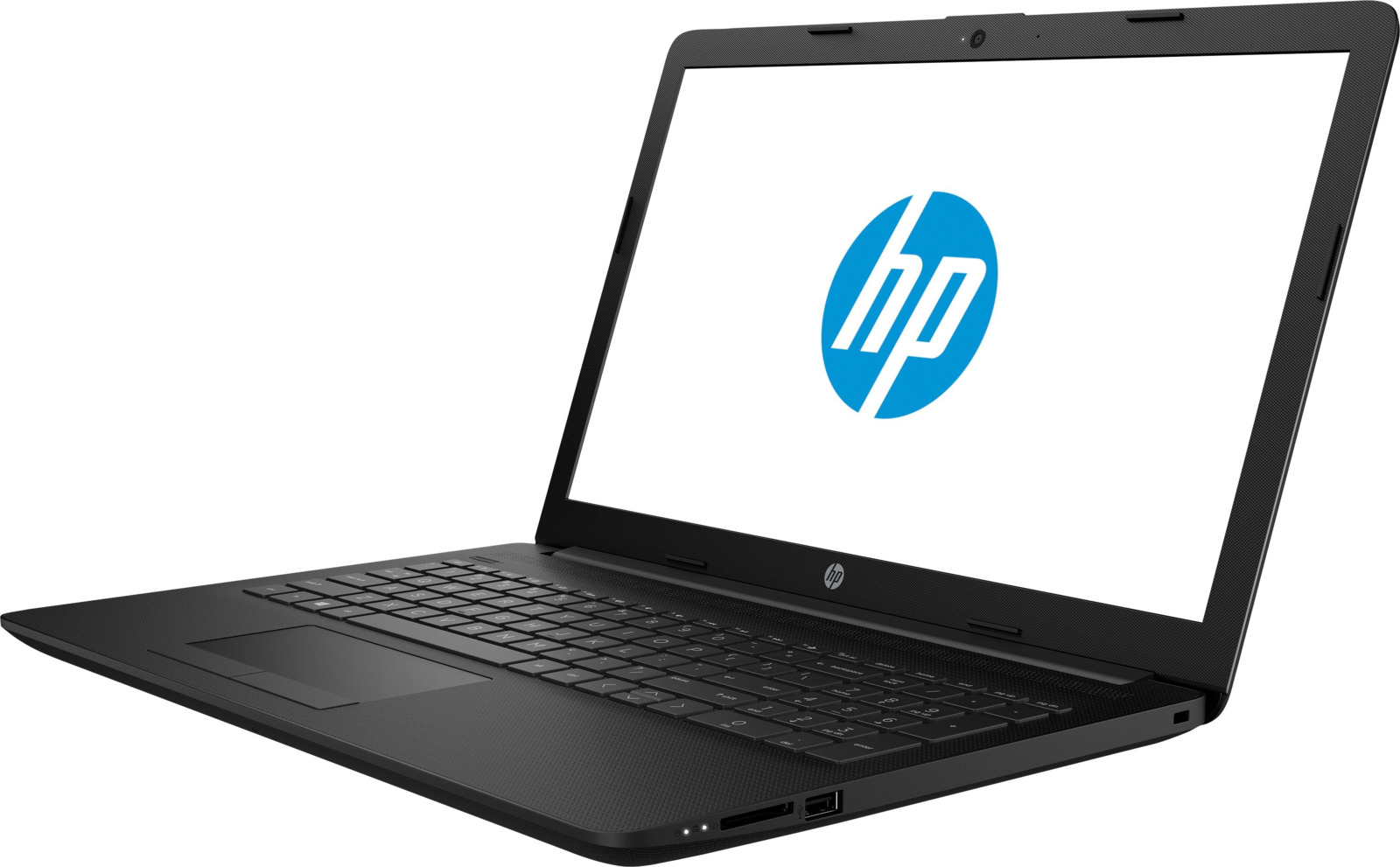 Ноутбук HP 15-db0094ur 4JW47EA, черный ноутбук hp 15 da0149ur
