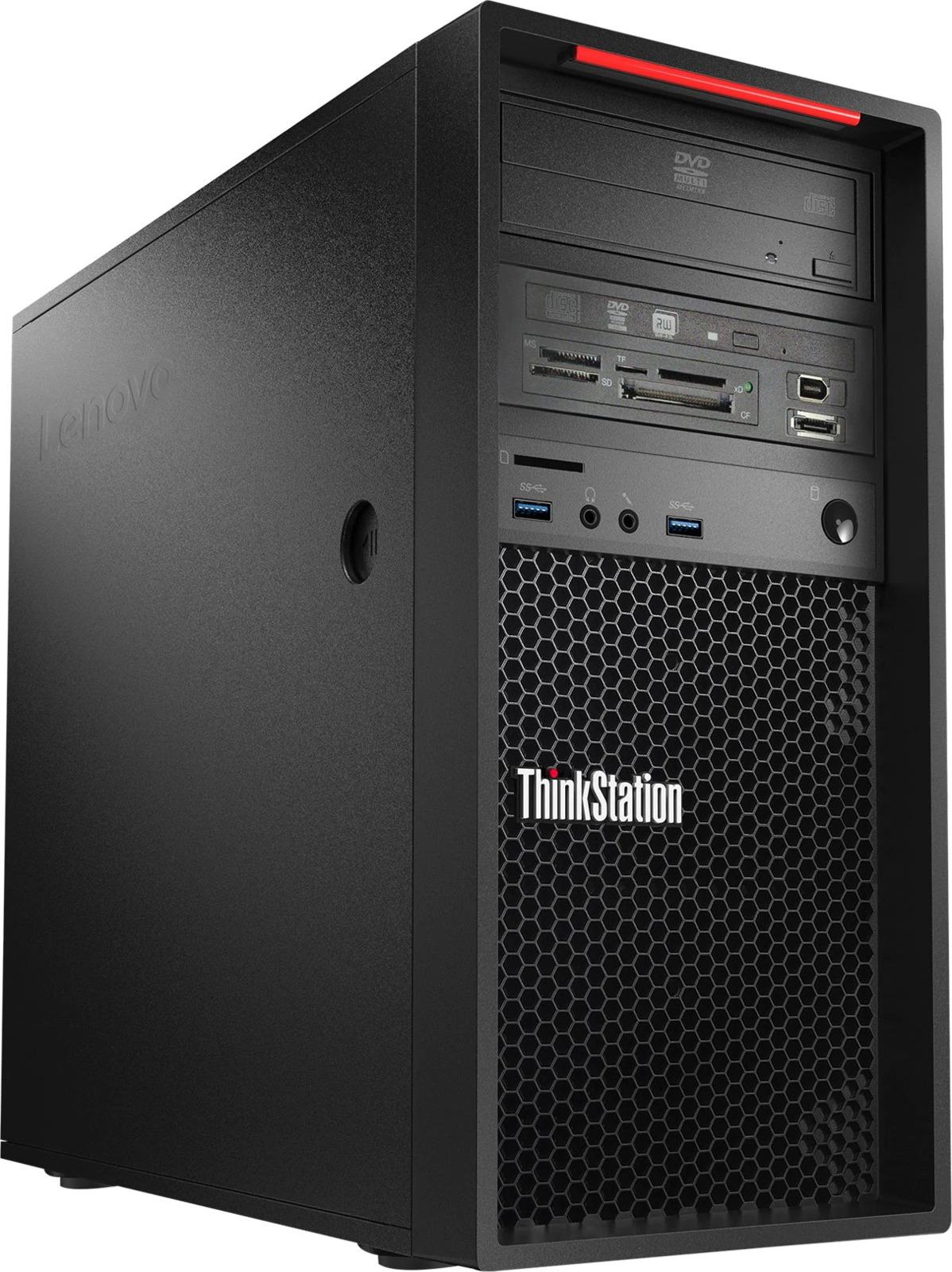 Системный блок Lenovo ThinkStation P320 30BJS35Y00 черный системный блок lenovo v520s 08ikl sff 10nns14w00 черный