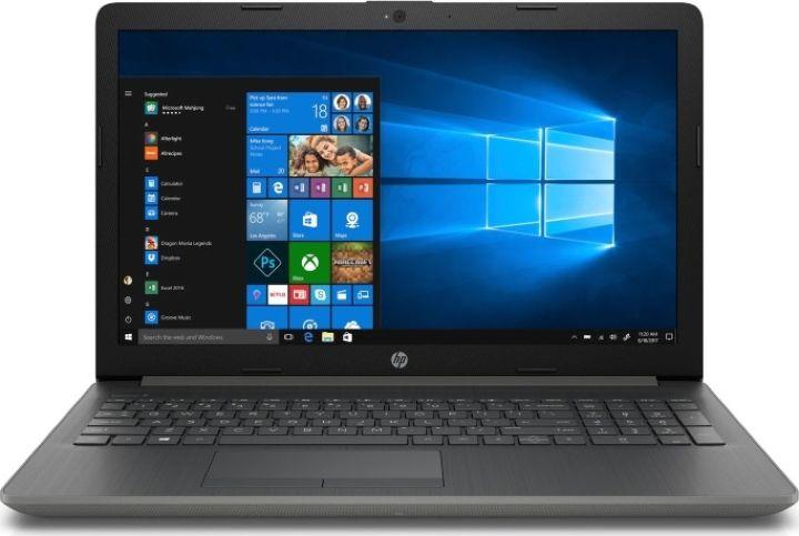 15.6 Ноутбук HP 15-da0308ur 5CS74EA, серый