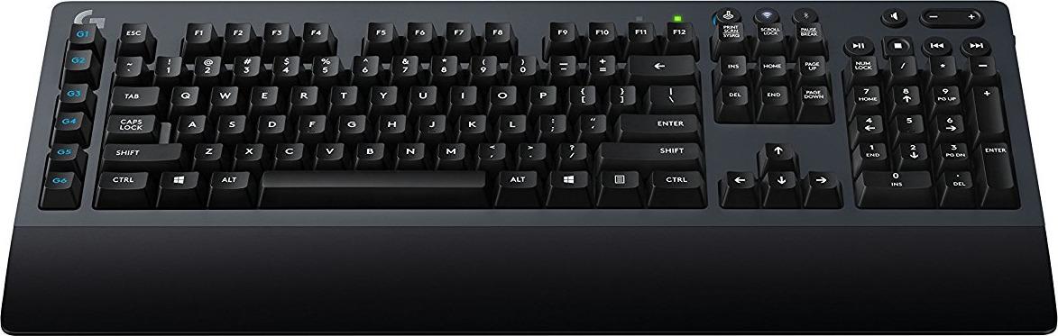Клавиатура беспроводная, Logitech Gaming G613, черный игровая клавиатура logitech g413 carbon