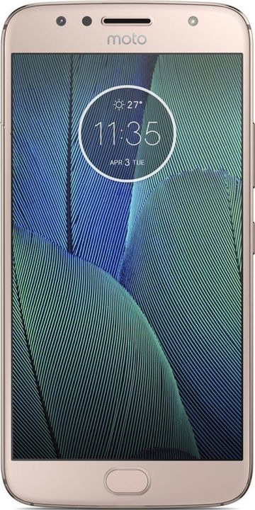 Смартфон Motorola Moto G5S Plus 3/32GB gold цена