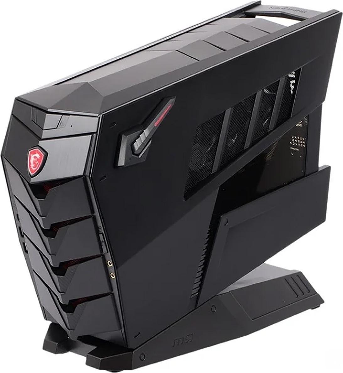 Системный блок MSI Aegis 3 8RC, 9S6-B91811-205, черный системный блок msi aegis 3 8rd 204ru черный