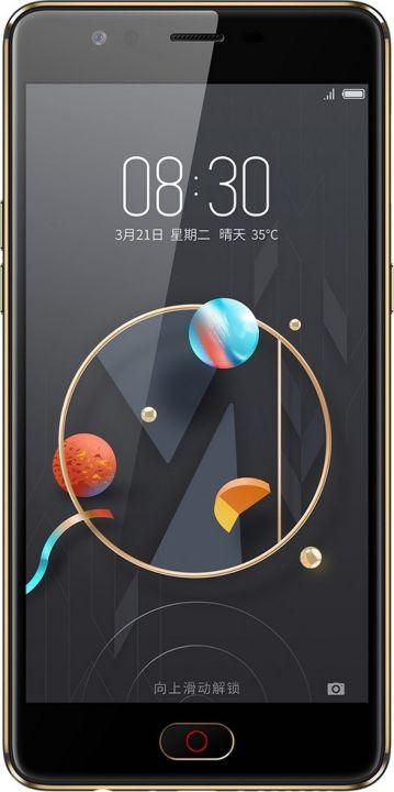 лучшая цена Смартфон Nubia M2 Lite 3/64GB, черный