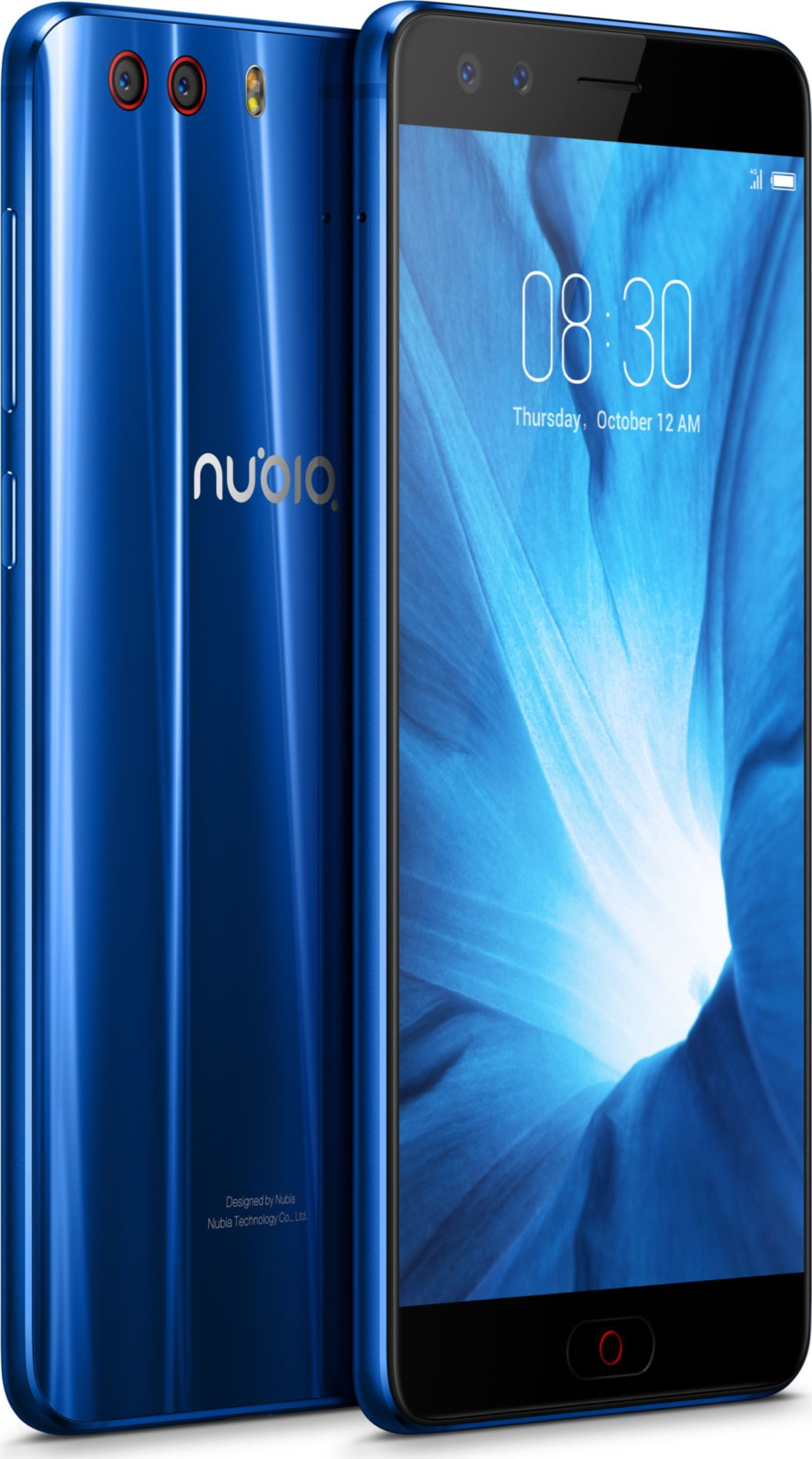 Смартфон Nubia Z17 MiniS 6/64GB blue смартфон nubia z17 mini 64gb черный золотистый