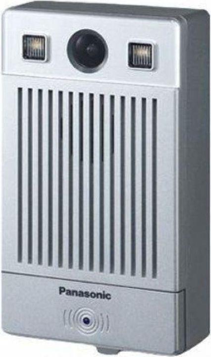 Видеодомофон IP Panasonic KX-NTV160NE, белый цифровая ip атс panasonic kx ns500ru