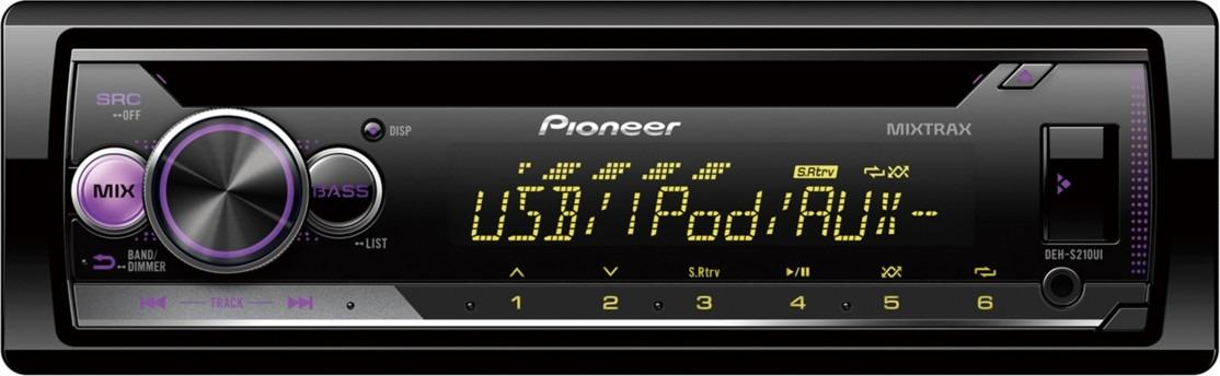 Автомагнитола CD Pioneer DEH-S210UI