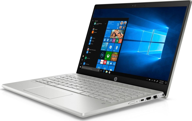 14 Ноутбук HP Pavilion 14-ce1001ur 5CT33EA, серебристый ноутбук цена качество