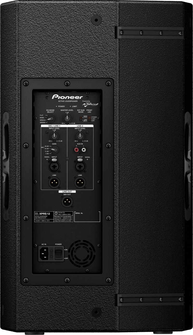 Акустический комплект Pioneer XPRS-12 Pioneer