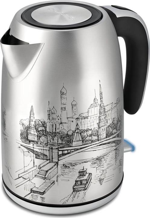 лучшая цена Электрический чайник Polaris PWK 1856CA
