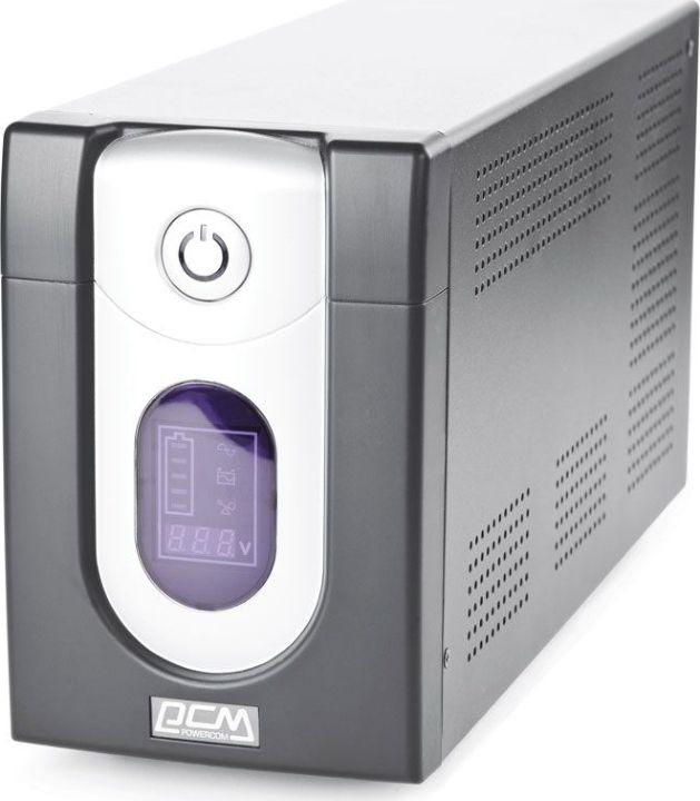 Источник бесперебойного питания Powercom Imperial IMD-3000AP 1800Вт 3000ВА, черный