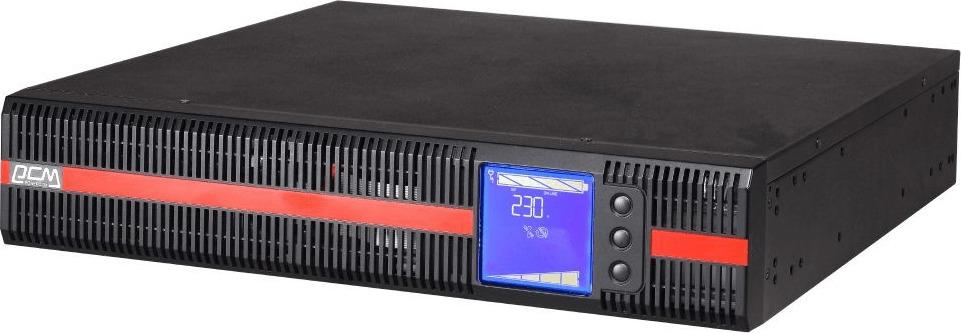Источник бесперебойного питания Powercom Macan MRT-1000 1000Вт 1000ВА, черный источник бесперебойного питания skat v 24dc 18 исп 5000