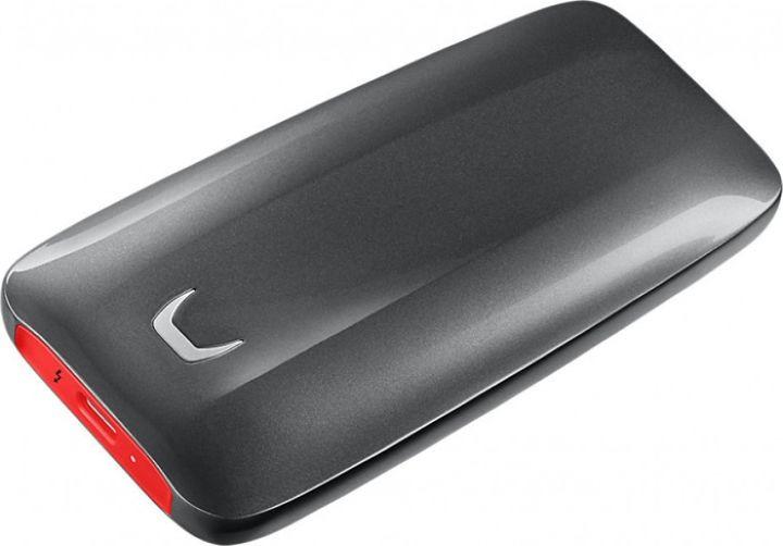 SSD-накопитель Samsung Thunderbolt 3 X5, 1 ТБ, MU-PB1T0B/WW alfawise x5 mini pc