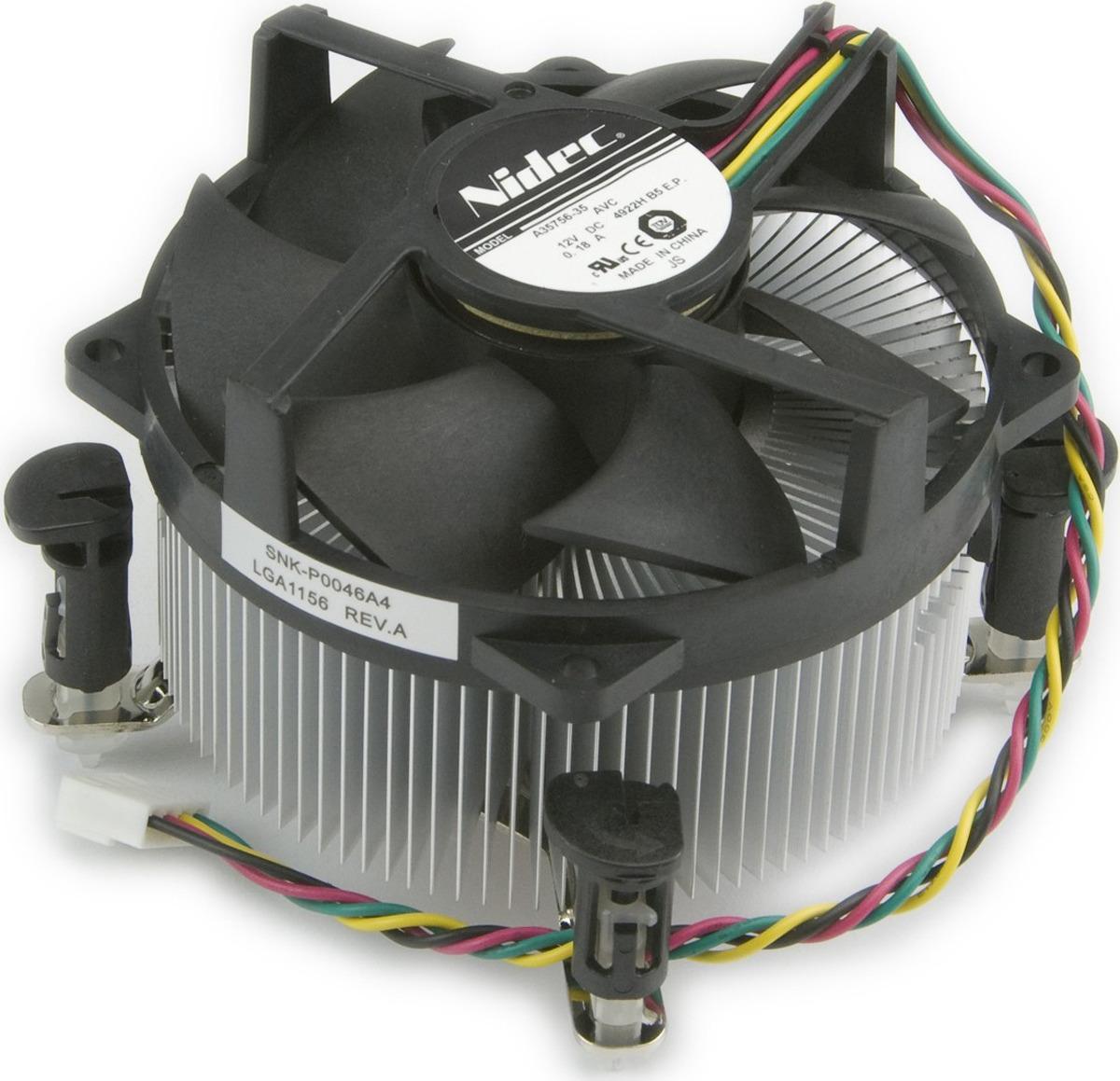лучшая цена Радиатор SuperMicro SNK-P0046A4 2U Active Soc-1156