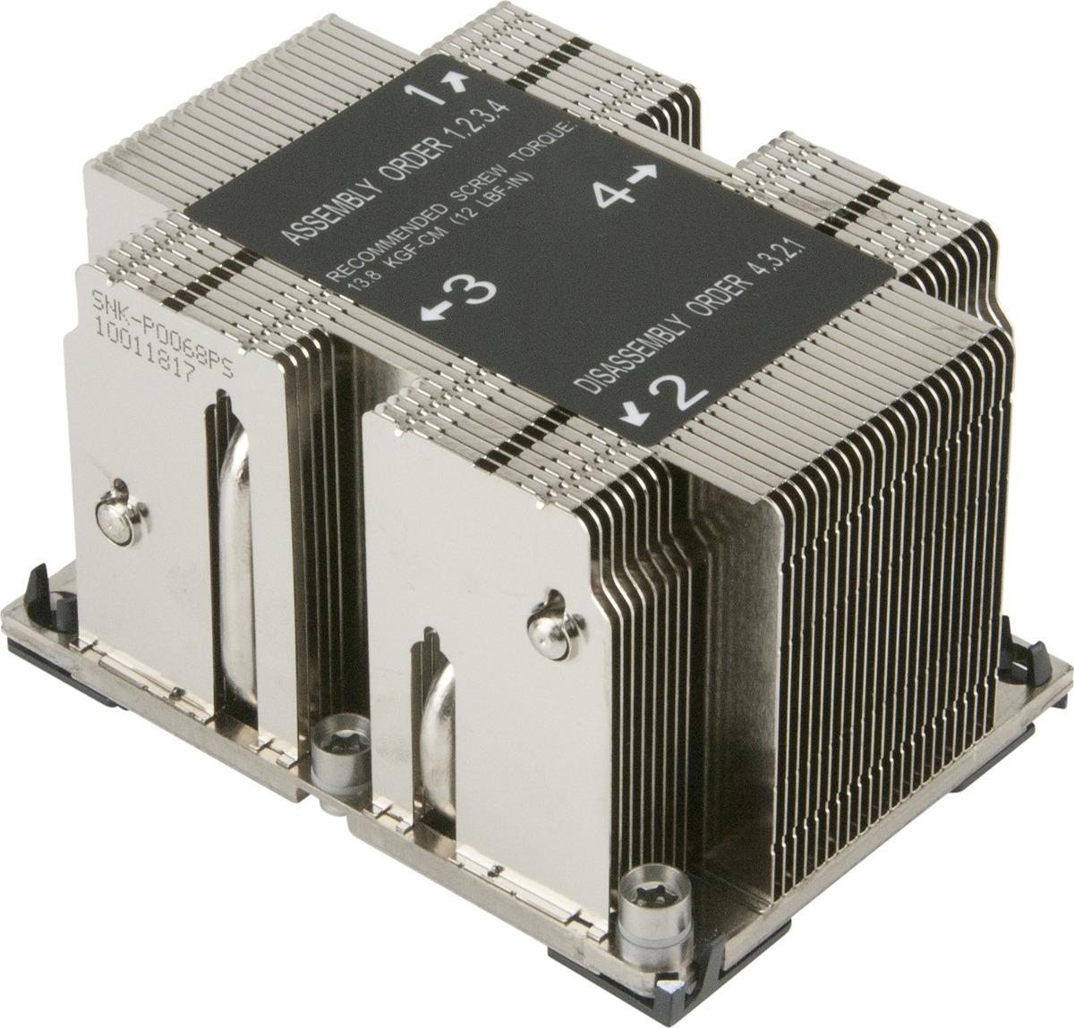 Радиатор SuperMicro SNK-P0068PS seiko snk